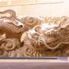 彫刻 蟇股