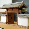 模型 柳原惣門