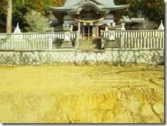 破磐神社神殿修理工事 (6)