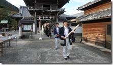 妙典寺上棟式 (2)
