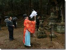 下蒲田 大歳神社 本殿改修工事 安全祈願祭 (6)
