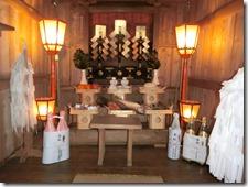 下蒲田 大歳神社 本殿改修工事 安全祈願祭 (2)