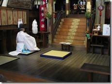 英賀神社幣殿改修工事 安全祈願祭 (4)