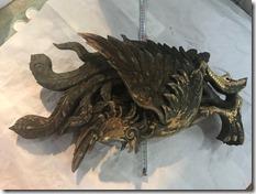 熱海 本家ときわぎ 懸魚修復〈熱海〉 (3)