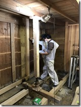 N邸蔵修復工事 (3)