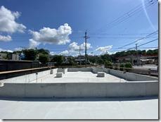 s不動寺 護摩堂重建工事 木工事、基礎工事〈西宮〉 (3)