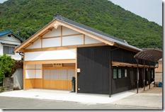 妙典寺会館新築工事〈赤穂〉完成 (1)
