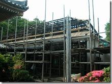 大日寺 庫裡改修工事〈姫路〉 (2)
