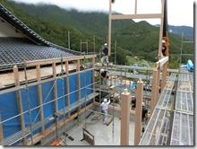 報恩寺 十六善神堂重建工事 建方〈神崎郡〉 (5)