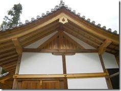 s龍田大社 神楽殿改修工事 錺金物、建具工事 (6)