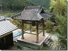 報恩寺 鐘楼堂修復工事〈神崎郡〉 (1)
