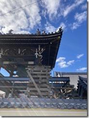 専称寺鐘楼堂修復工事〈赤穂郡〉 (4)